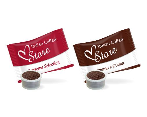 Italian Coffee per Espresso Point